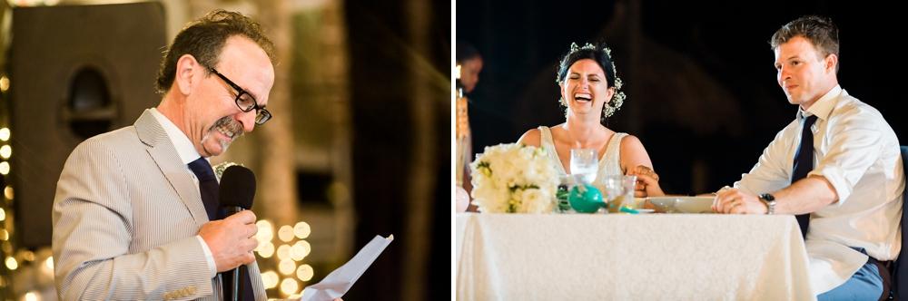 Wedding Reception at Aruba Marriott Resort