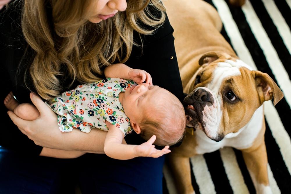 Cleveland Ohio Fine Art Newborn Photographer