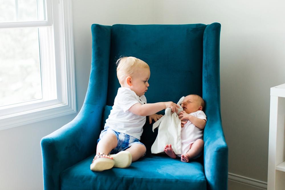Cleveland Newborn Photographer