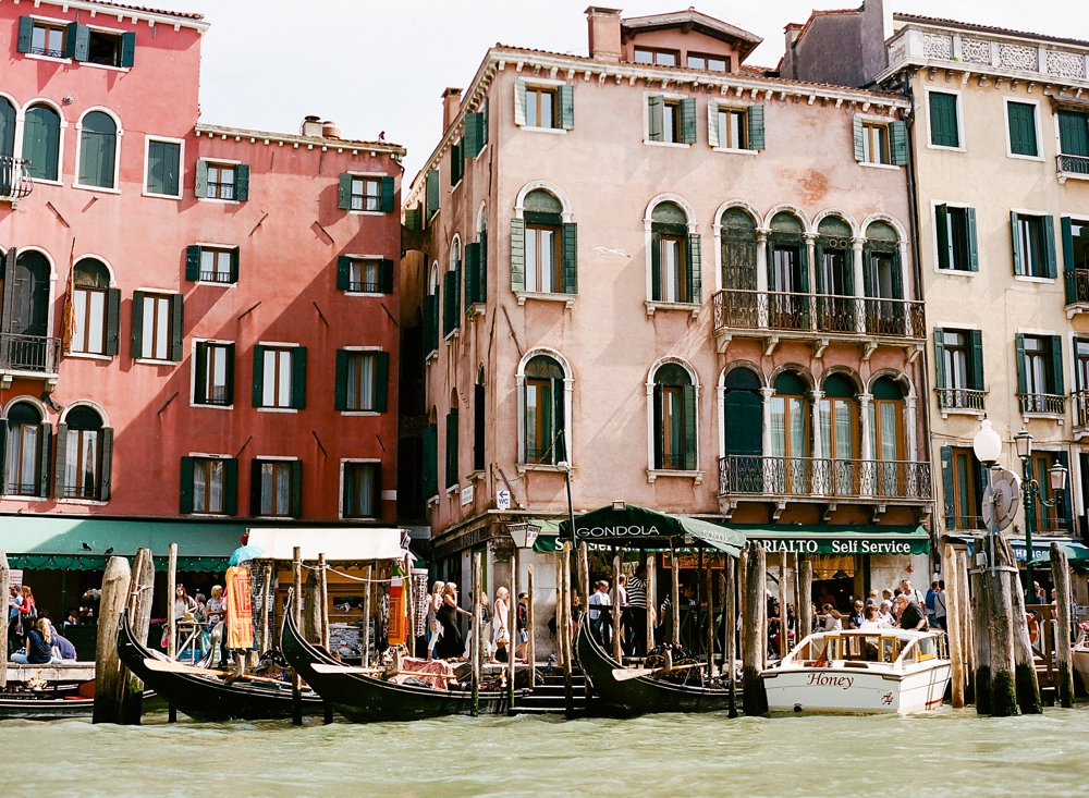Venice Italy Grand Canal