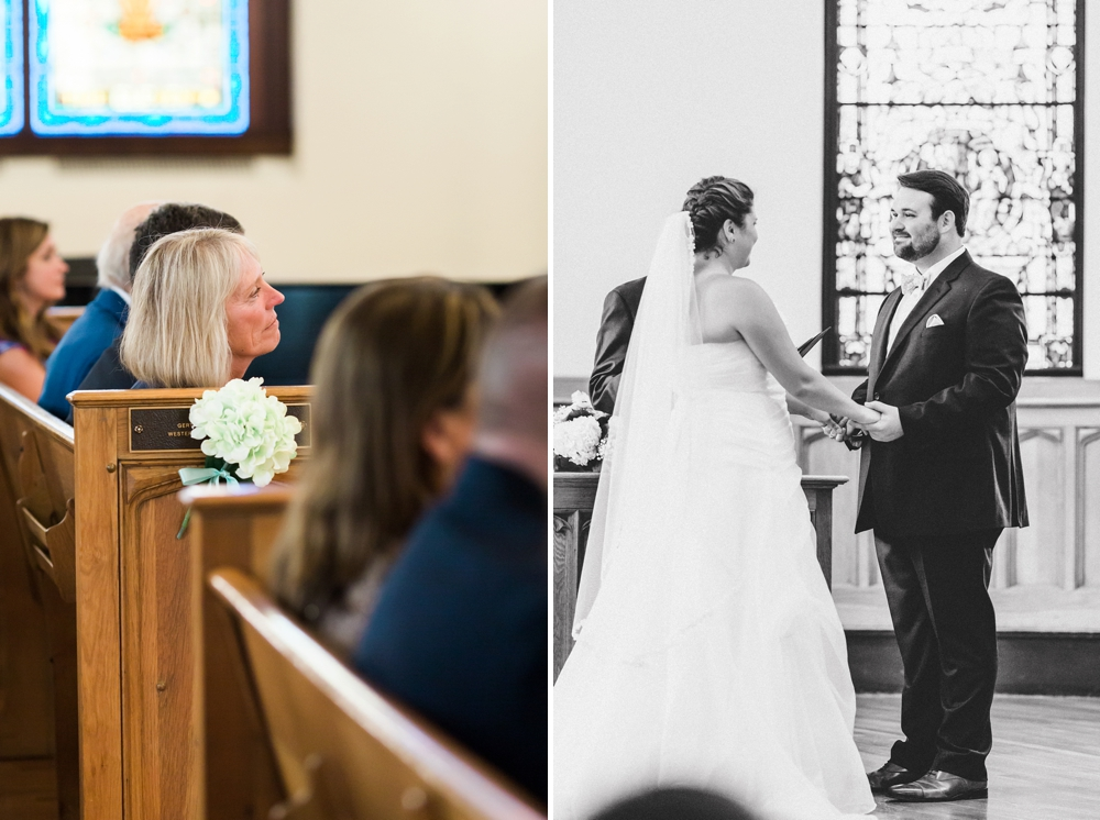 Kumler Chapel Oxford Ohio Wedding