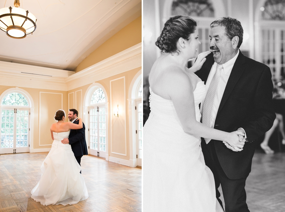 Oxford Community Art Center Wedding