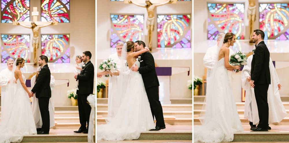 St. Michael Church Independence Ohio Wedding