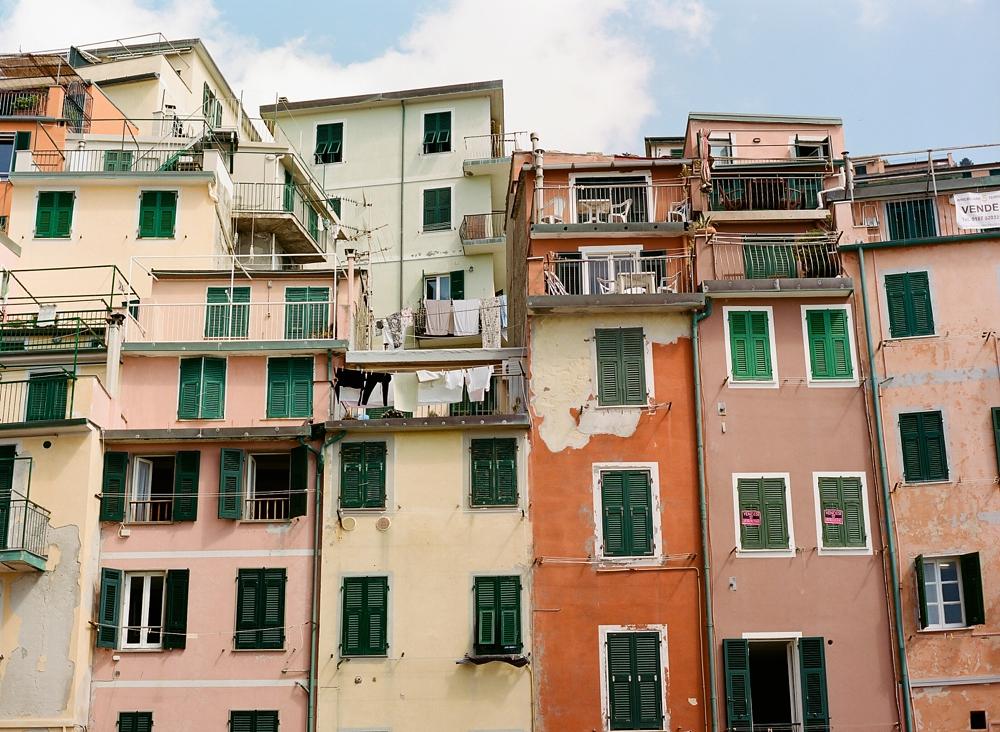 Riomaggiore Italy Cinque Terre