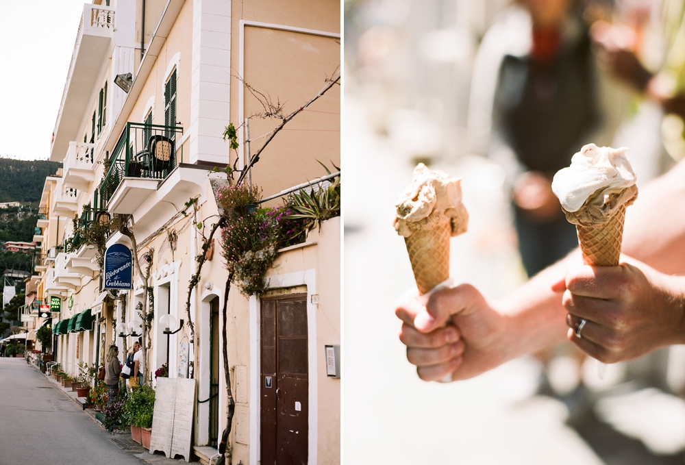 Italian Gelato Travel Photography