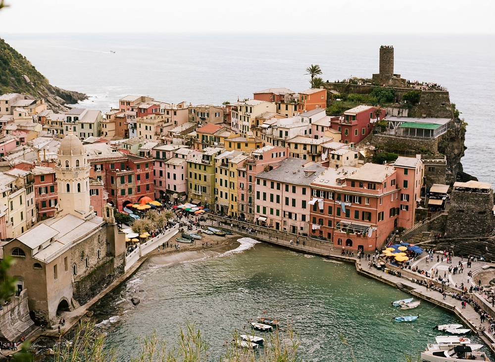 Vernazza Italy Cinque Terre Travel Photography
