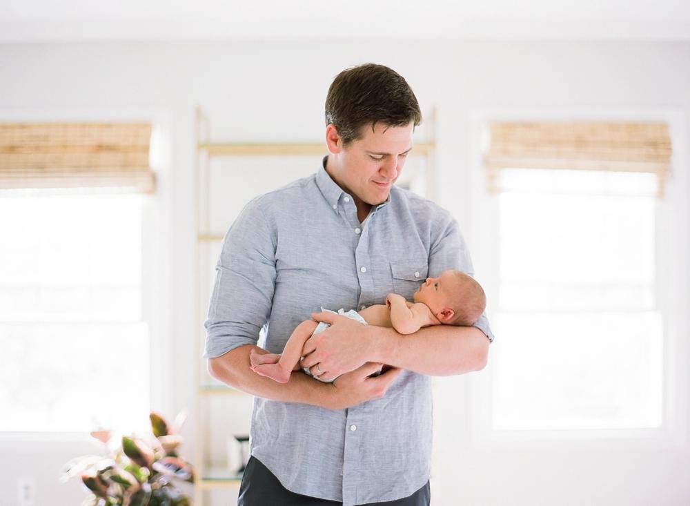 Chagrin Falls Ohio Newborn Photographer