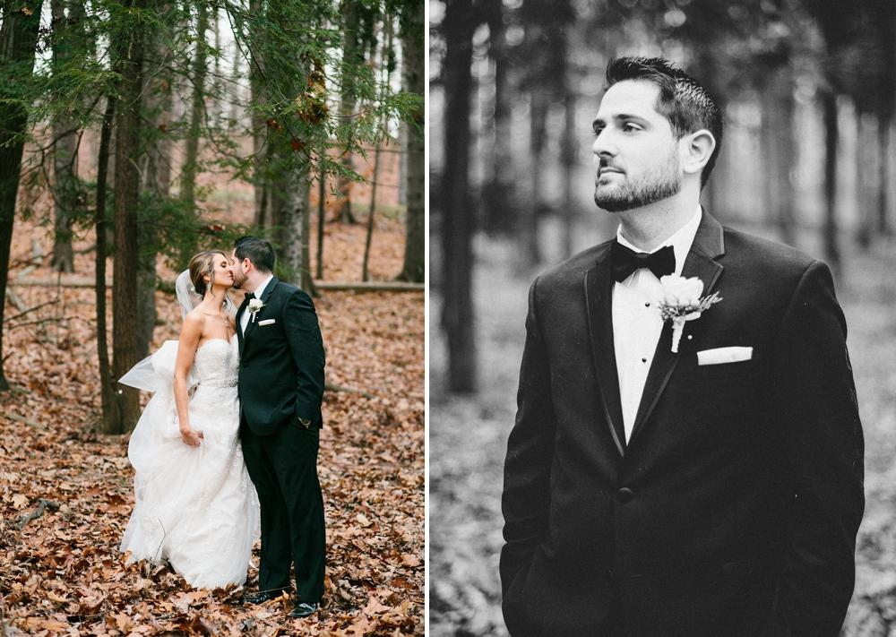 Cleveland Ohio Film Wedding Photographer