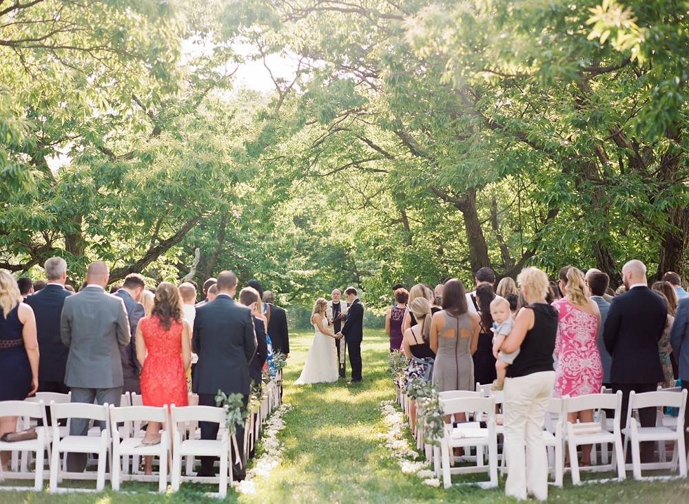 Pinecroft at Crosley Estate Wedding