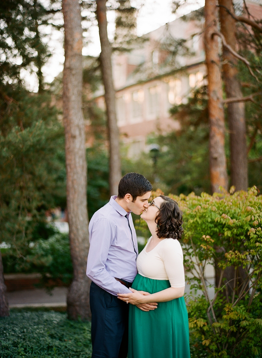 John Carroll University Engagement Photos