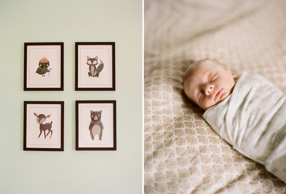 Cleveland Fine Art Newborn Photographer