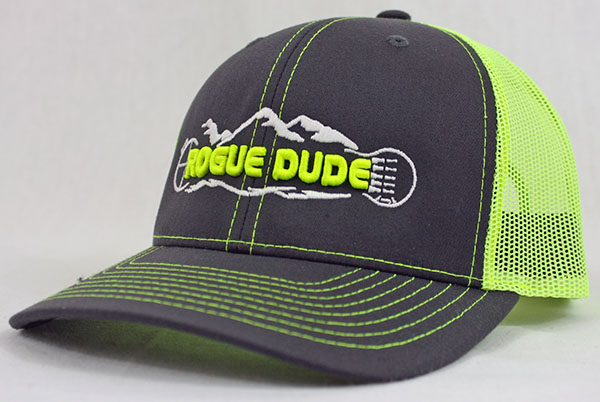 Rogue Dude Snapback Trucker Gray Neon.jpg
