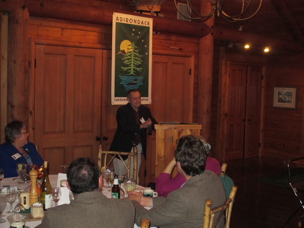 George Canon shares some thoughts on his 25 years of public service to the Adirondacks.