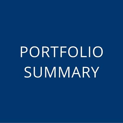 Portfolio Summary