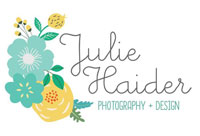 Julie Haider Photography + Design