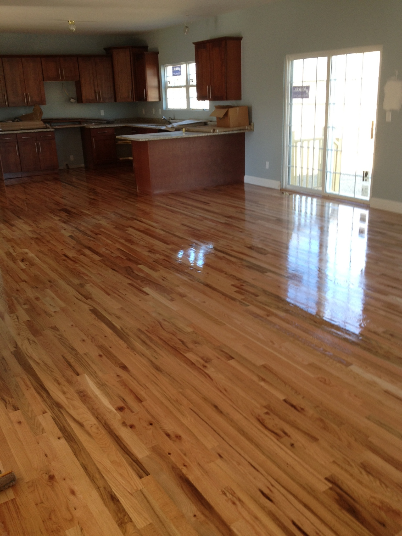 New Water Stained Hardwood Floors Amp Db43 Roccommunity