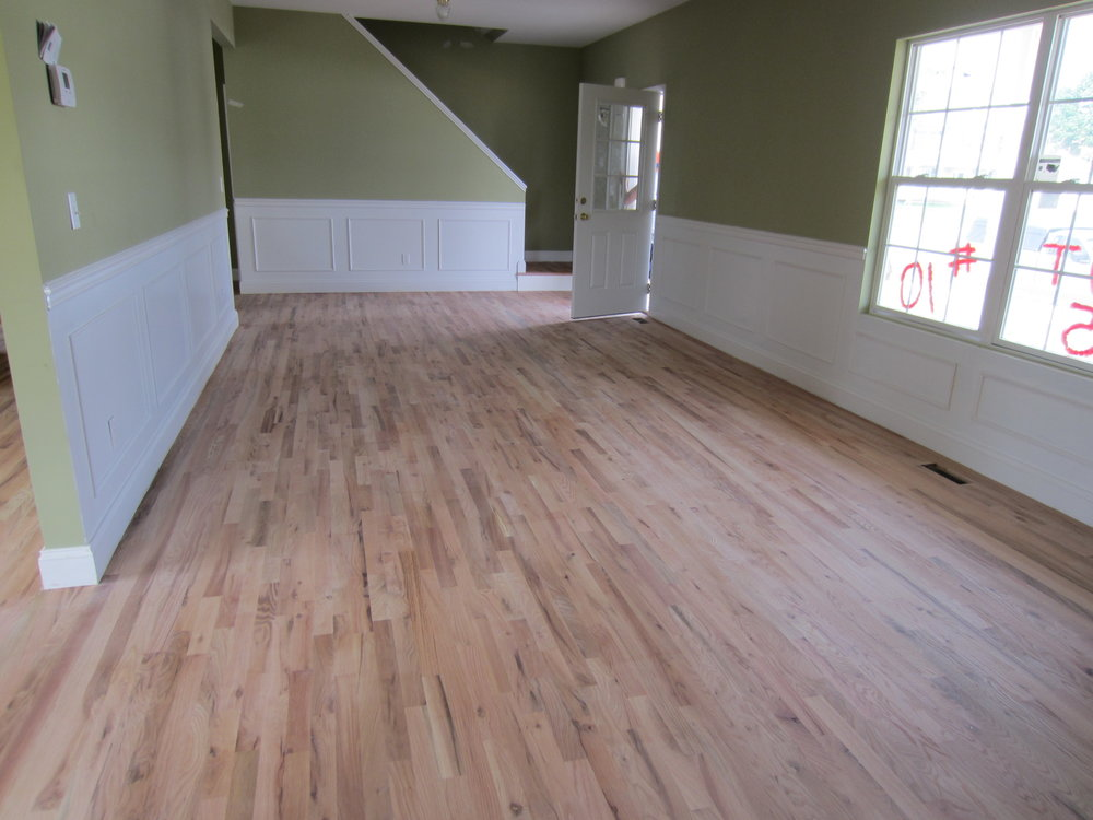 HARDWOOD FLOOR REFINISHING PROJECT: HOW LONG DOES IT TAKE?
