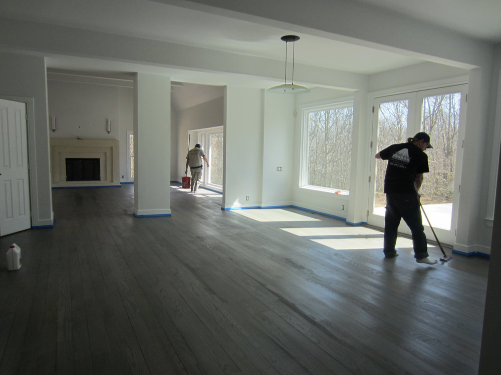 Hardwood Floor Refinishing Project How Long Does It Take Valenti