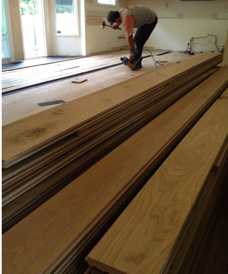 Prefinished Vs Unfinished Hardwood Flooring Valenti Flooring