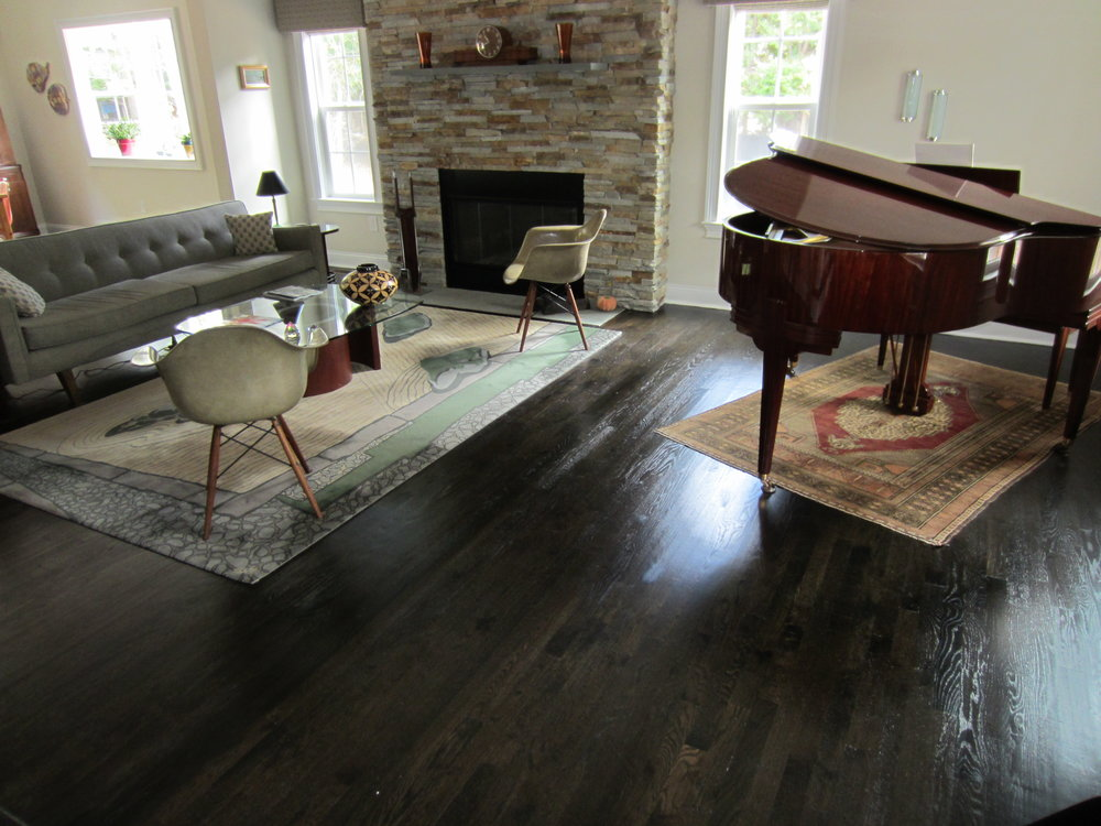 Prefinished vs unfinished hardwood flooring valenti flooring for Hardwood flooring prefinished vs unfinished