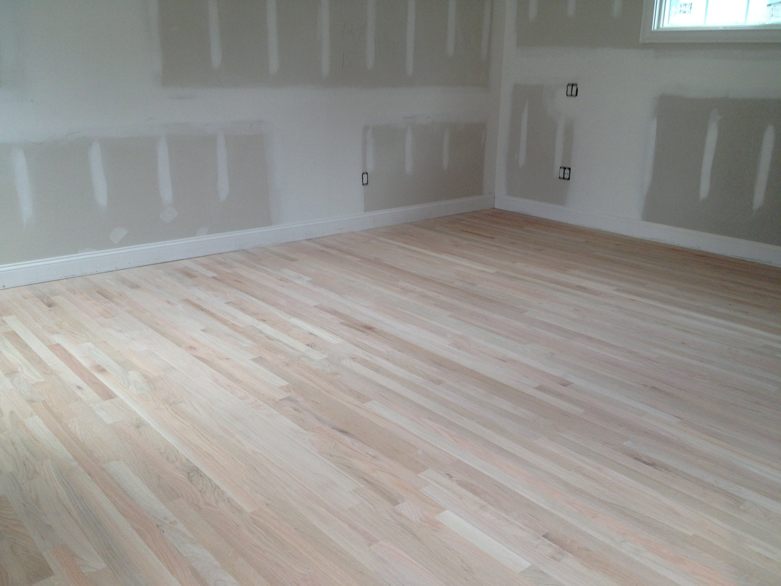 How To Stain A Floor White Review Home Co