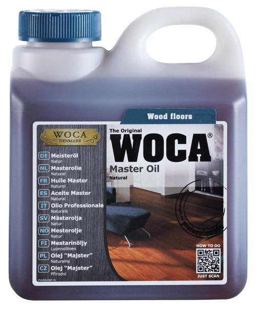 WOCA HARDWAX OIL