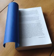 Ever notice how a paperback cover curls up in the summer or when conditions are more humid? That's right…the paper on the inside of the cover has expanded because of the water molecules it has absorbed!