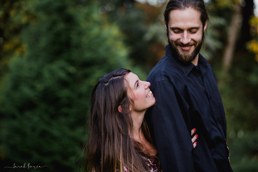Pacific Northwest Engagement Photographer Portrait Wapato Park Tacoma