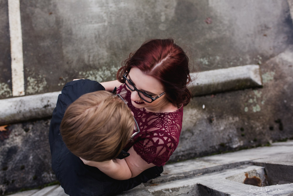 Downtown Tacoma Engagment | Tacoma Wedding Photographer