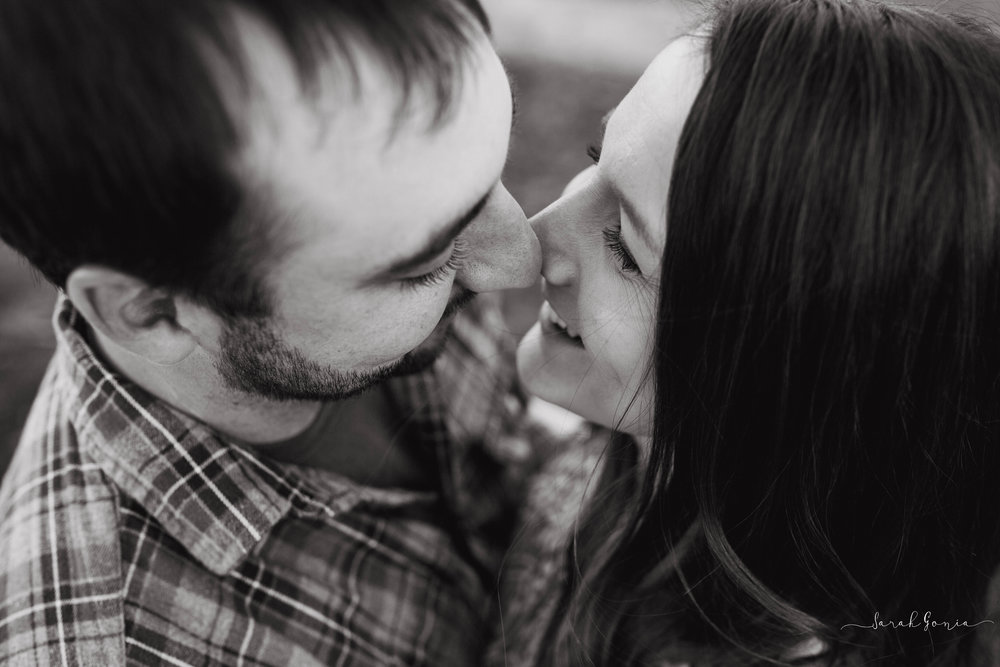Tacoma Engagement Session - Sarah Gonia Photography