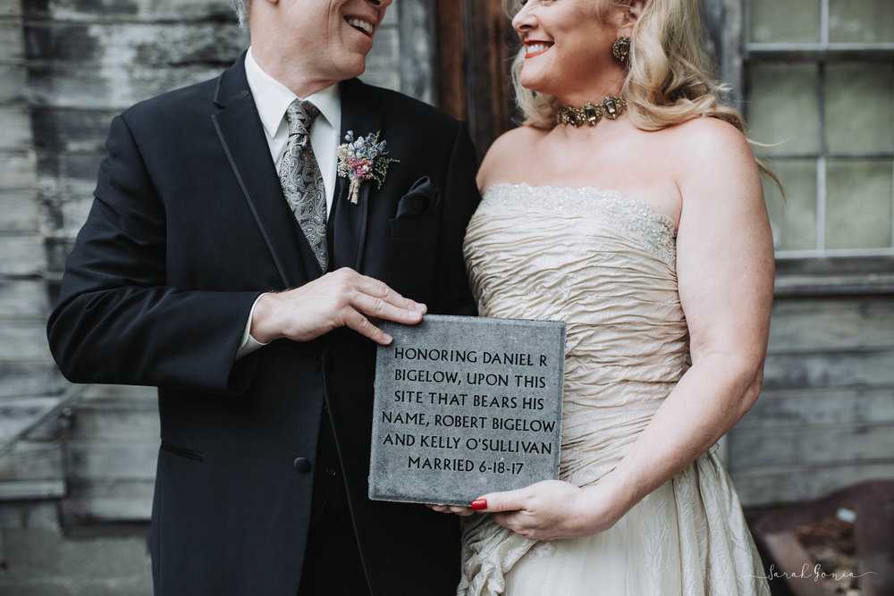 Bigelow House Museum Elopement | Olympia Wedding Photographer