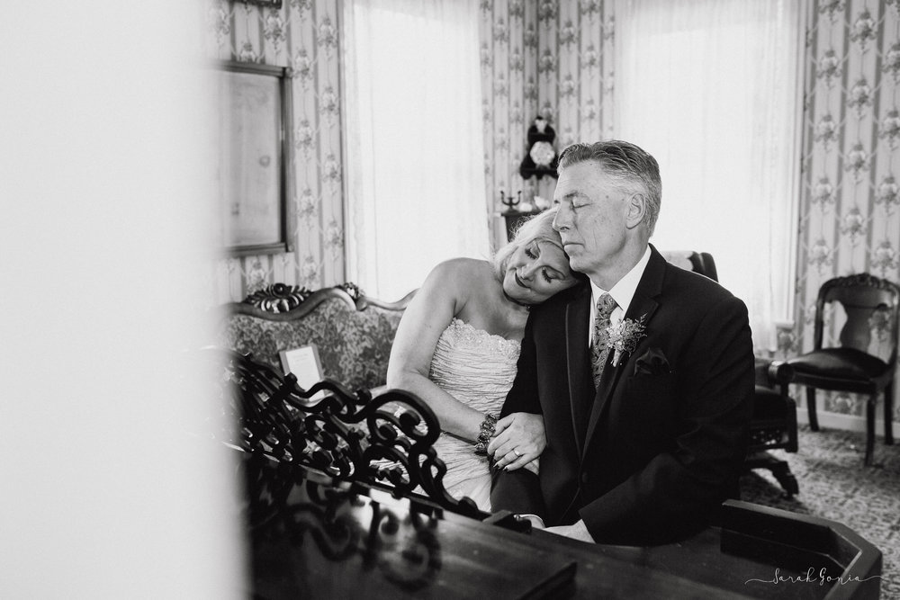 Bigelow House Elopement | Olympia Wedding Photographer
