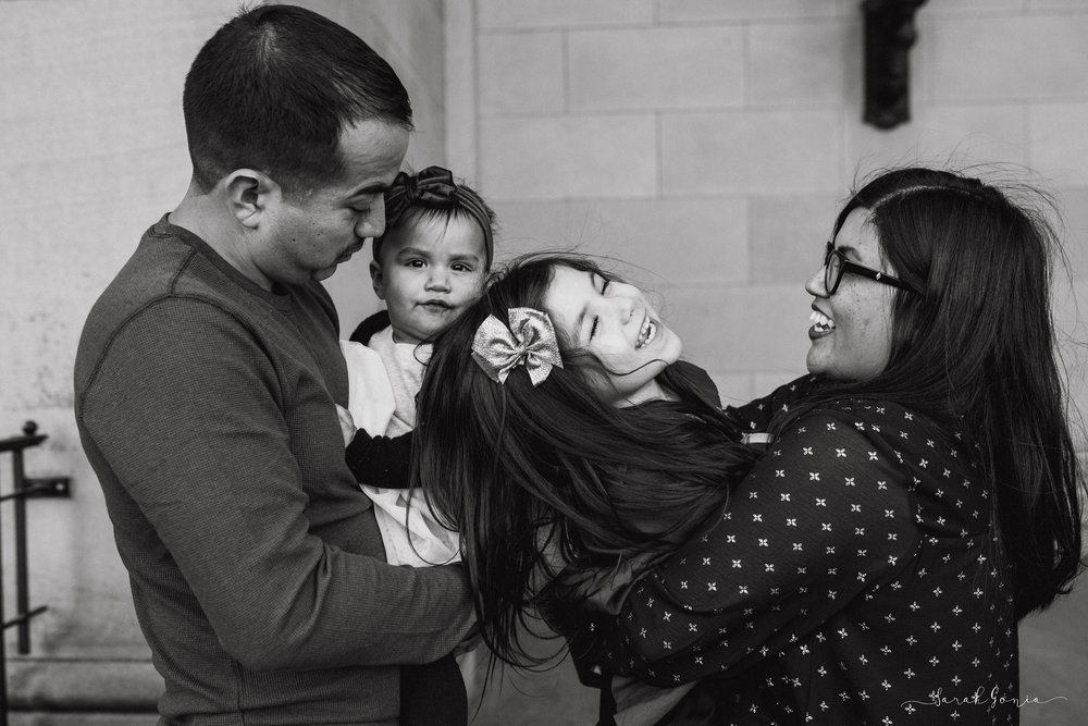 Capitol Building Family Session | Olympia Portrait Photographer