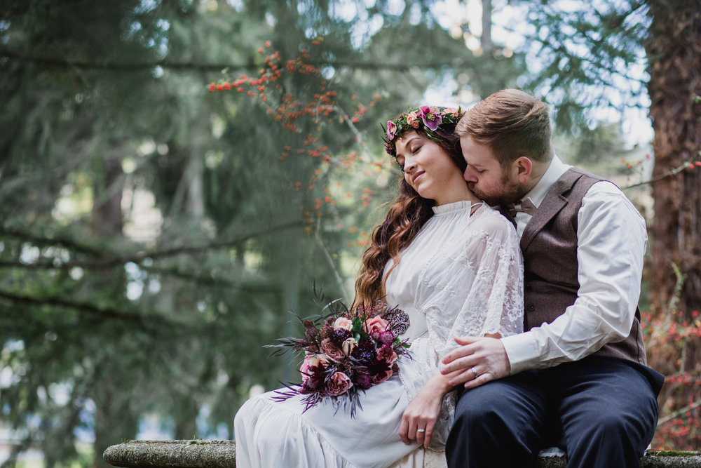 Pt. Defiance Elopement | Seattle Elopement Photographer