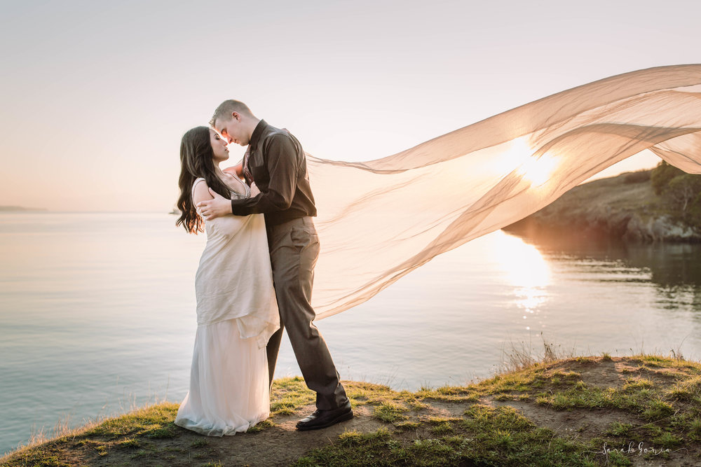 Deception Pass Elopement | Olympia Elopement Photographer
