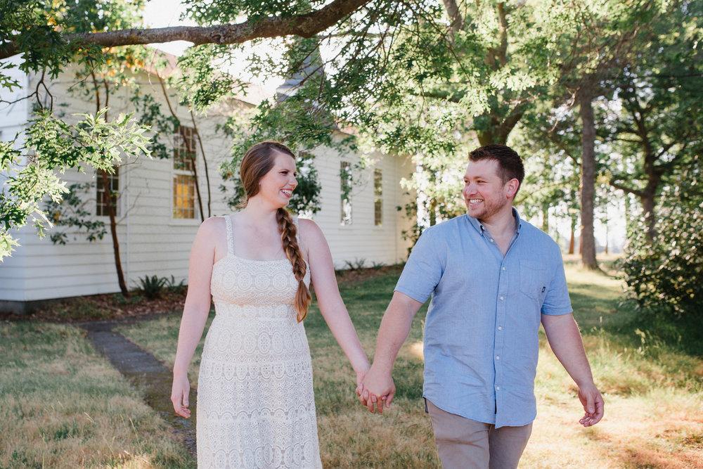 Discovery Park Engagement Portraits | Seattle Wedding Photographer
