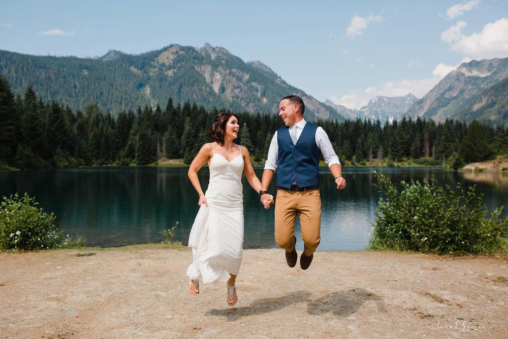 Gold Creek Vow Renewal | Olympia Wedding Photographer