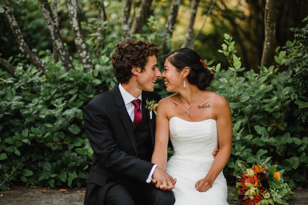 Center for Urban Horticulture Wedding | Sarahg Gonia Photography