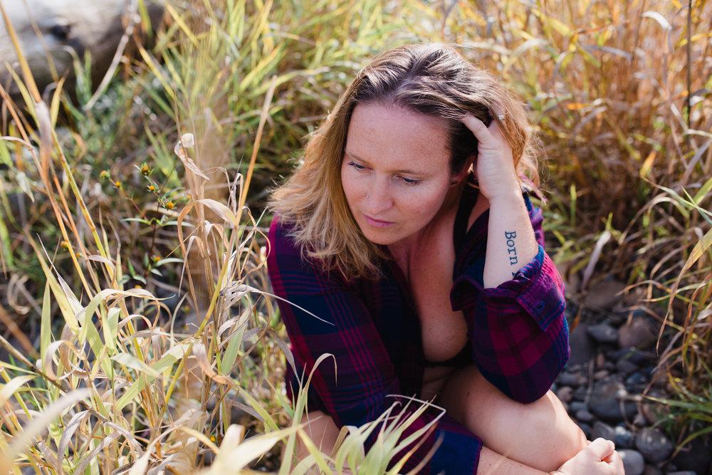 Outdoor Boudoir | Sarah Gonia Photography