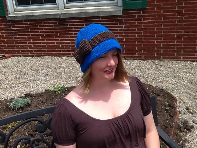 Flapper-Tastic Hat