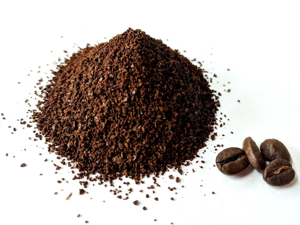Drip - Medium ground coffee is for most drip coffee machines