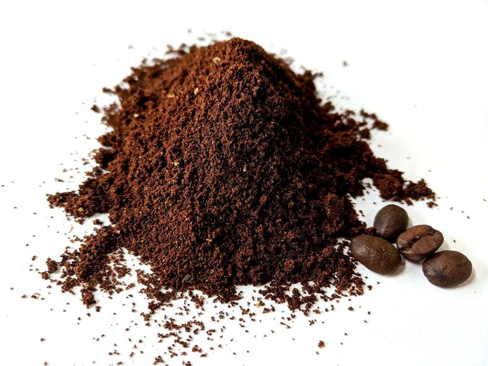 Espresso - Fine ground coffee is used for espresso and moka pots