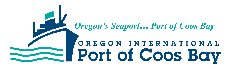 Image result for port of coos bay logo
