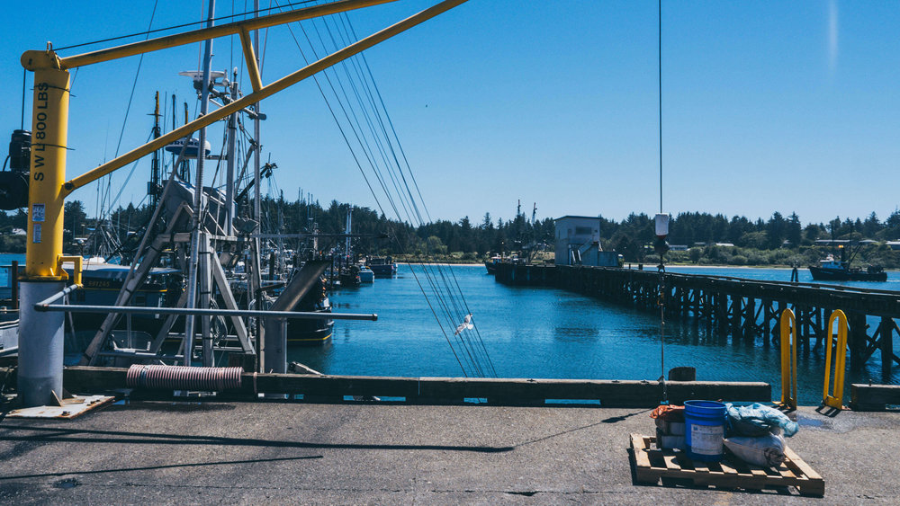 Long Fisheries Charleston oregon