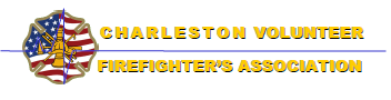 Charleston Volunteer Firefighter Association logo