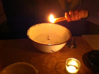 Wax Divination
