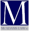 © McAdams Law PLLC - All rights reserved.