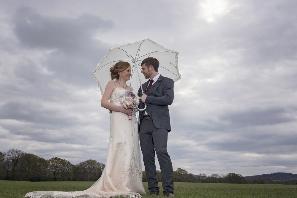 Lizzy and Pete - Southdowns Manor - Sunday 24th April 2016