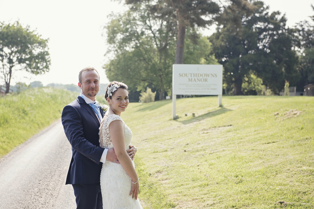 Rachel and Steve - Southdowns Manor - Saturday 28th May 2016