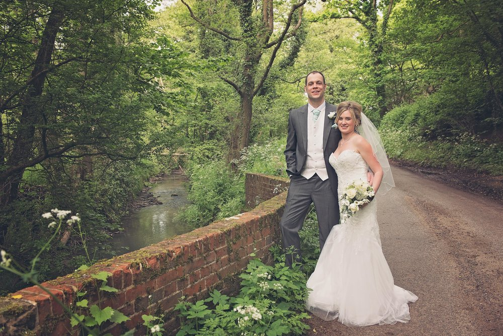 Lauren and Craig - Southdowns Manor